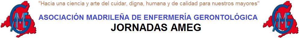 JORNADAS AMEG